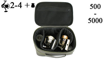 Универсальная сумка для катушек LeRoy Spot S, фото 2