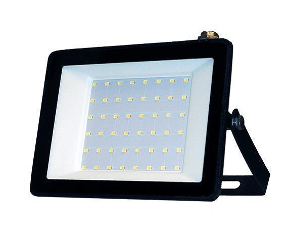 Прожектор светодиодный LED ELCOR 622116 50Вт 220-265В 4500Lm 6500К IP65