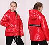 Куртка для девочки подростка демисезонная интернет магазин новинка, фото 9