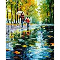 """Алмазная мозаика """"Осень"""", картина стразами 40*30см"""
