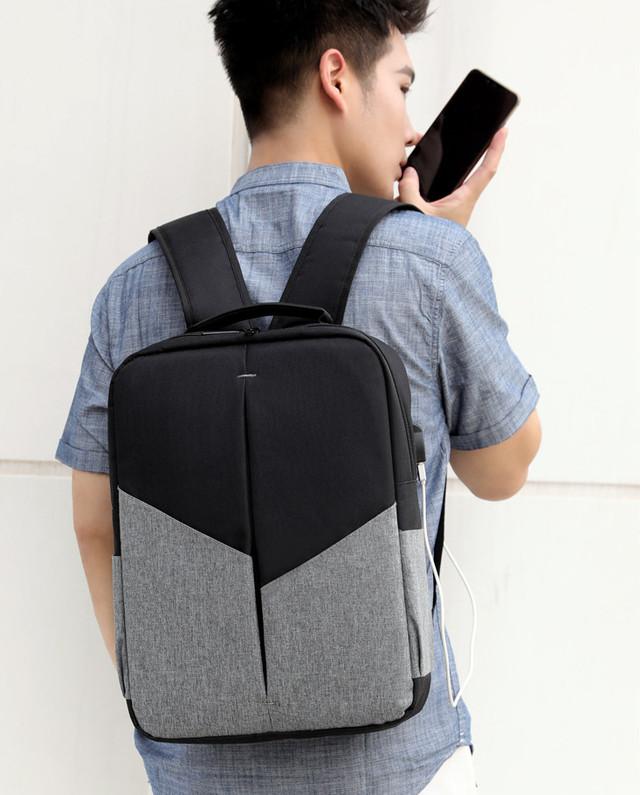 Рюкзак под ноутбук 15,6' с usb