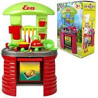 Детская кухня Kinderway с посудой (04-405)
