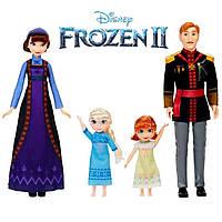 Набор Холодное сердце 2 Королевская семья Disney Frozen 2 Arendelle Royal Family Fashion Doll Set