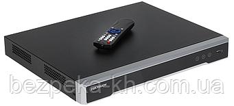 32-канальный 4K IP видеорегистратор c PoE Hikvision DS-7632NI-I2/16P