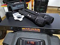 Микрофонная радиосистема многоканальная 2 радиомикрофона AK2020, фото 1