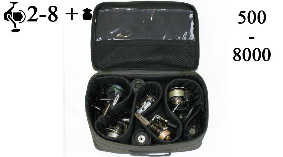 Универсальная сумка для катушек LeRoy Spot L