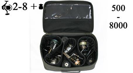 Универсальная сумка для катушек LeRoy Spot L, фото 2