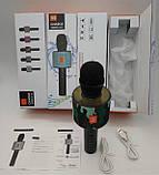 Bluetooth микрофон Karaoke V8 Камуфляж, фото 3