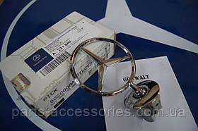 Mercedes C W204 W 204 C180 C220 C320 C300 C350 значок звезда на капот