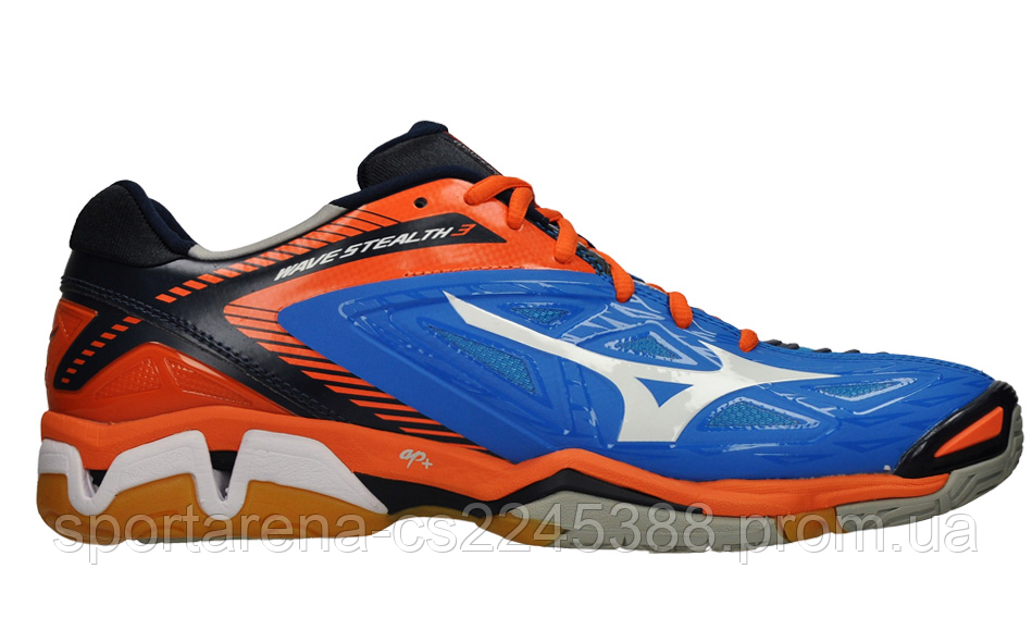 кроссовки для волейбола Mizuno Stealth 3 X1ga140022 продажа цена в