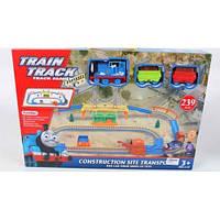 Игрушка для мальчиков 112 Железная дорога THOMAS