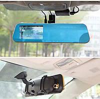 Видеорегистратор - зеркало с камaерой заднего вида, фото 1