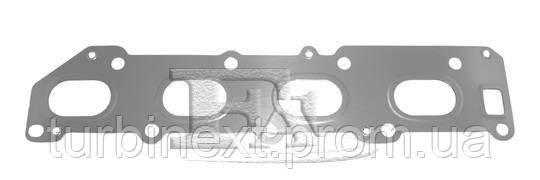 Прокладка коллектора двигателя металлическая OPEL ASTRA, CORSA, COMBO, MERIVA FISCHER 412-013