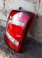 Диодные задние фонари на ВАЗ 21213 Нива красные.