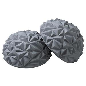 Балансировочная полусфера массажная риф 16 см на 9 см