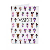 Обложка для паспорта Lol, фото 1
