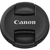 Крышка защитная объектива с логотипом Canon 58 мм передняя