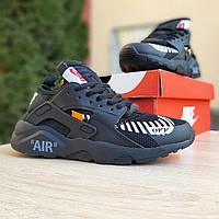 Кроссовки женские Nike Huarache x OFF White., фото 1