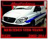 Разборка Розборка ШРОТ Mercedes Vito Viano Виано W 639 (109 111 115) Запчасти
