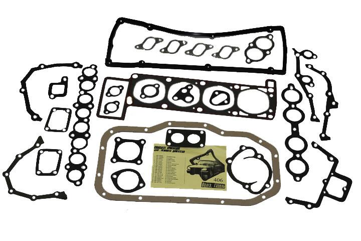 Комплект прокладок двигателя ГАЗ-31,3302 полный (ЗМЗ-406)