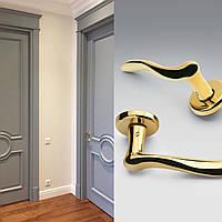 Дверная ручка для входной и межкомнатной двери Colombo, модель  Peter ID 11. Италия