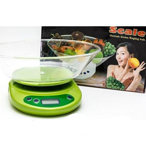 Кухонные весы с чашей Acs KE1 до 7kg