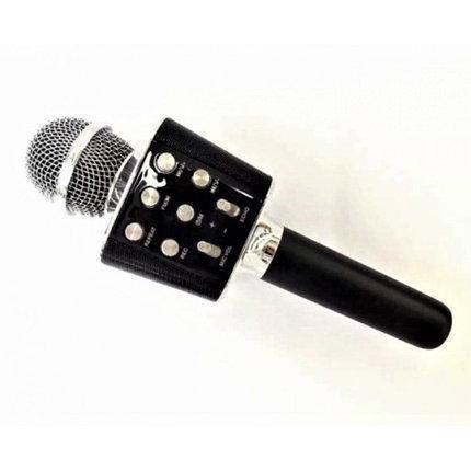 Микрофон-Караоке Bluetooth Wster WS-1688 Черный