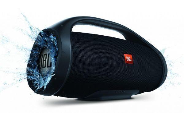 Портативная колонка Jbl Boom Bass Черный