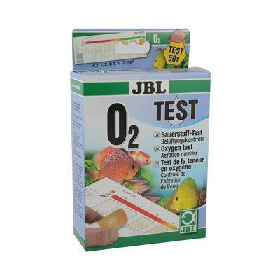 JBL test O2 (на вміст кисню)