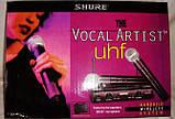 Радиосистема Shure SM 58 Микрофоны 2 шт, фото 3