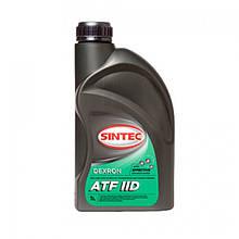 Масло трансмисс. ATF, Dexron2, SINTEC ,  1л, минерал