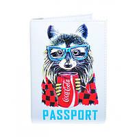 Обложка для паспорта Кока-Кола, фото 1