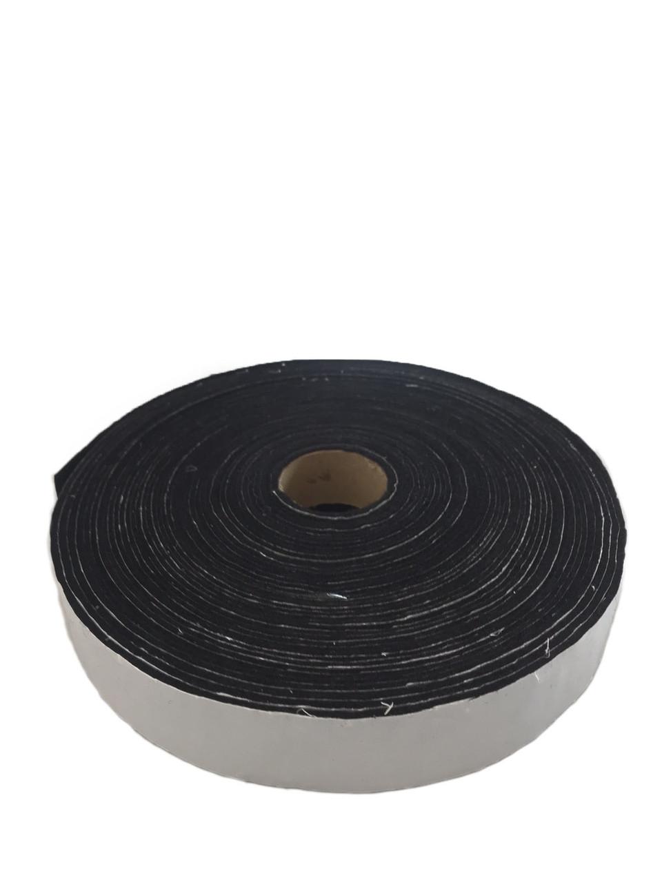 TM-141  Самоклеющаяся лента для выгонок,войлок - CARIGHT thicker felt coil
