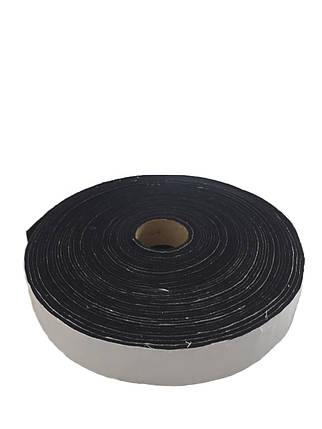 TM-141  Самоклеющаяся лента для выгонок,войлок - CARIGHT thicker felt coil, фото 2