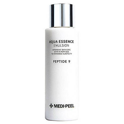 Эмульсия увлажняющая с пептидами Medi Peel Peptide 9 Aqua Essence Emulsion, 250мл, фото 2