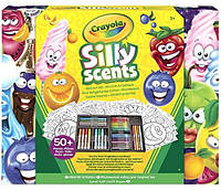 Crayola silly Scented Крайола набор пахнущей канцелярии, пахнущие фломастеры