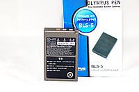 Аккумулятор для фотоаппаратов OLYMPUS - BLS-5 (PS-BLS5)