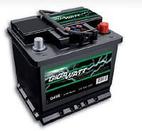 Аккумулятор GigaWatt ASIA 91Ah/740A (- +)