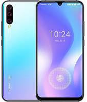 "Смартфон Umidigi X 4/128Gb Blue, NFC, 48+8+5/16Мп, Helio P60, 8 ядер, 2sim, экран 6.35"" AMOLED, 4150mAh, 4G, фото 1"