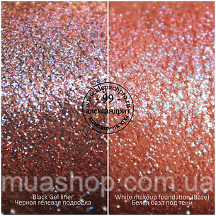 Пигмент для макияжа KLEPACH.PRO -99- Александрит (хамелеон / искры), фото 2