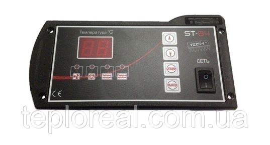 Автоматика для твердотопливных котлов Tech ST-84 (Польша)