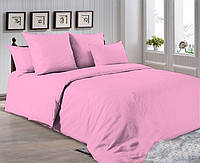 Розовое постельное постельное белье. Семейный комплект