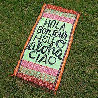 Пляжний килимок HOLA 100х150 см