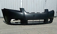 Бампер передний Авео 3 ОРИГИНАЛ GMDAT Aveo Т250