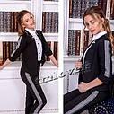 Деловой костюм для девочки TopLine Размеры 140 - 170 Тm love is, фото 2