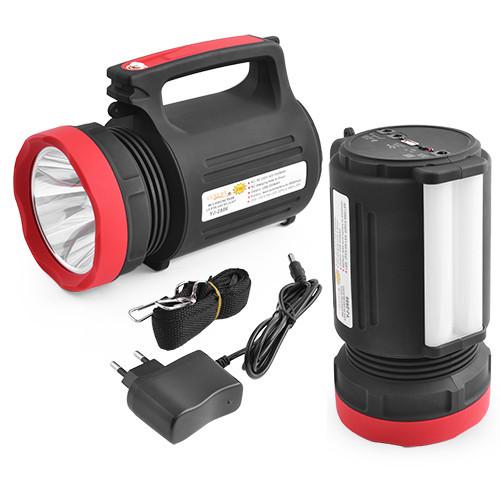 Фонарь светодиодный переносной прожектор Yajia YJ2886 5W 22LED power bank