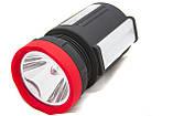 Фонарь светодиодный переносной прожектор Yajia YJ2886 5W 22LED power bank, фото 6