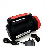 Фонарь светодиодный переносной прожектор Yajia YJ2886 5W 22LED power bank, фото 10