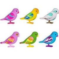 Говорящие попугайчики Little Live Pets. Новинка Цвета в ассортименте.