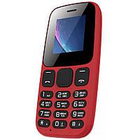 Мобильный телефон Nomi i144c Red